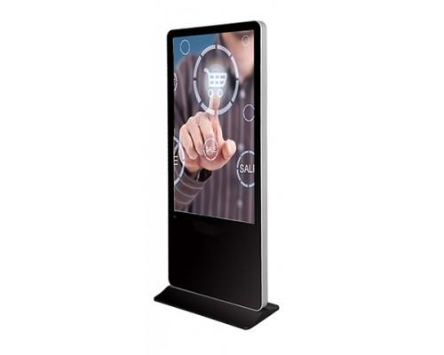 """Рекламная LCD стойка диагональю 65"""""""
